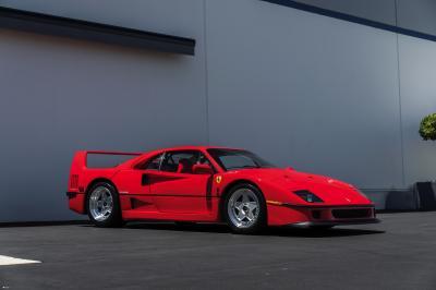 Ferrari F40 | Les photos officielles de la collection Ming