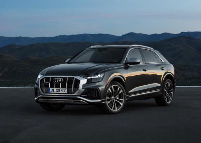 Audi SQ8 | Toutes les photos du nouveau SUV coupé