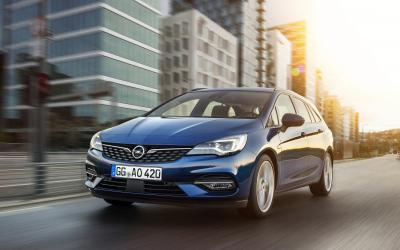 Opel Astra 2019 | les photos officielles