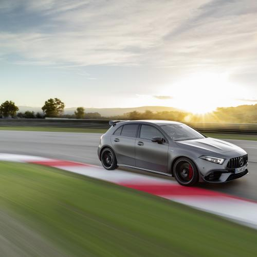 Mercedes-AMG A 45 S et CLA 45 S | toutes les photos officielles