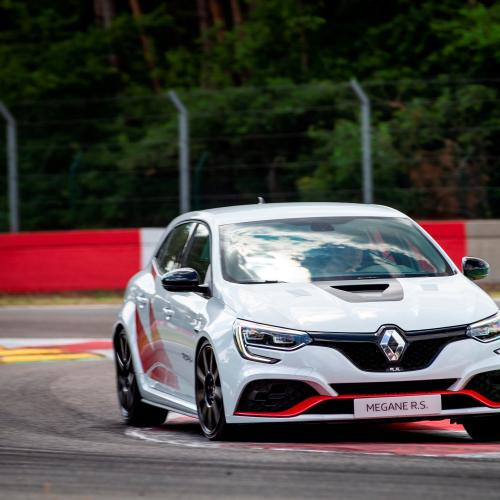 Renault Mégane RS Trophy-R | les photos officielles