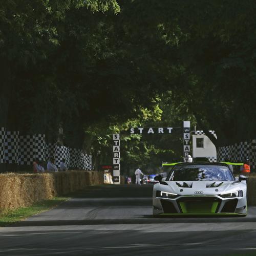 Audi R8 LMS GT | Toutes les photos officielles du modèle de compétition