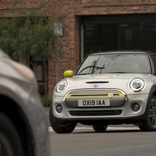 Mini Cooper SE l Toutes les photos du modèle 100% électrique de la citadine