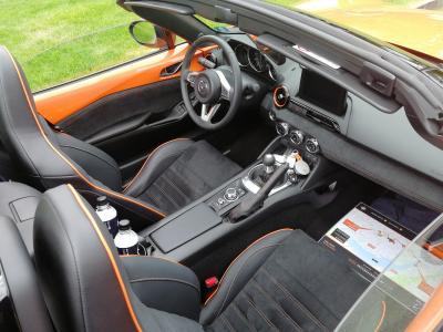 Mazda MX-5 30e anniversaire | nos photos de l'essai en Haute-Savoie