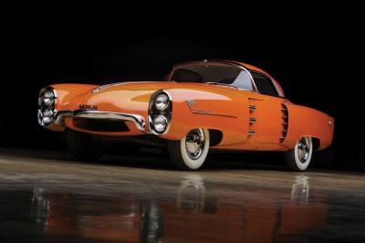 Lincoln Indianapolis Exclusive Study by Boana l Toutes les photos officielles du concept-car vendu aux enchères