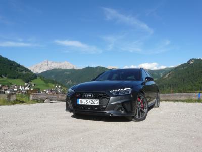 Audi S4 Avant restylée | les photos de notre essai