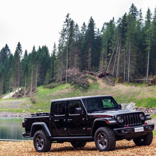 Jeep Gladiator 2020 | les photos officielles du Jeep Camp 2019