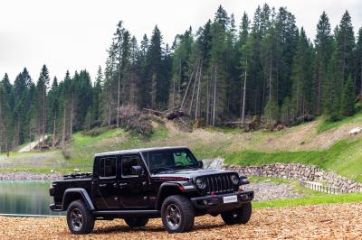 Jeep Gladiator 2020 | les photos officielles du Jeep Camp 2019