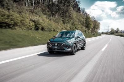 Seat Tarraco | les photos de la version ABT