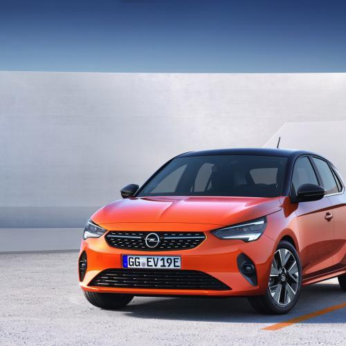 Opel Corsa E l La citadine 100% électrique de la marque au blitz