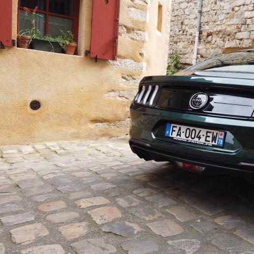 Ford Mustang Bullitt | nos photos de l'essai au 24h du Mans