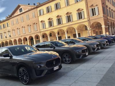 Maserati Levante Trofeo et GTS | les photos de notre essai à Modène