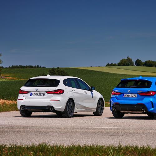 BMW Série 1 | les photos officielles de l'essai de la compacte premium à Munich