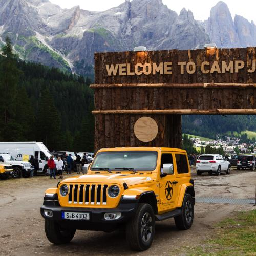 Jeep Camp | les photos officielles de l'édition 2019