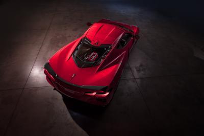 Chevrolet Corvette Stingray | les photos de la version 2020