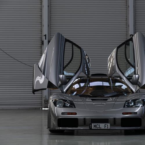 McLaren F1 LM | Toutes les photos de la super-supercar à vendre aux enchères