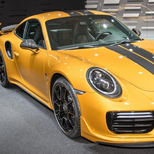 Porsche 991 l Les séries limitées