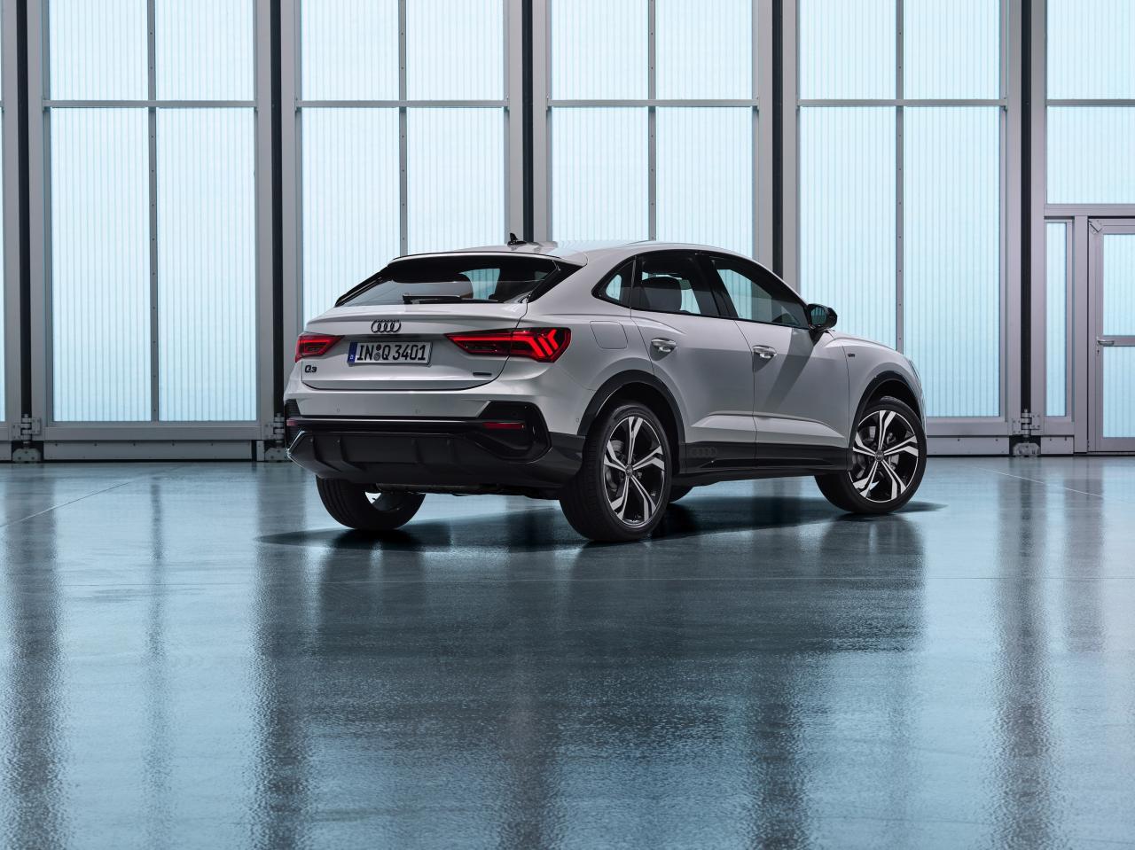 Audi Q3 Sportback Coupe Haut De Gamme Et Micro Hybride