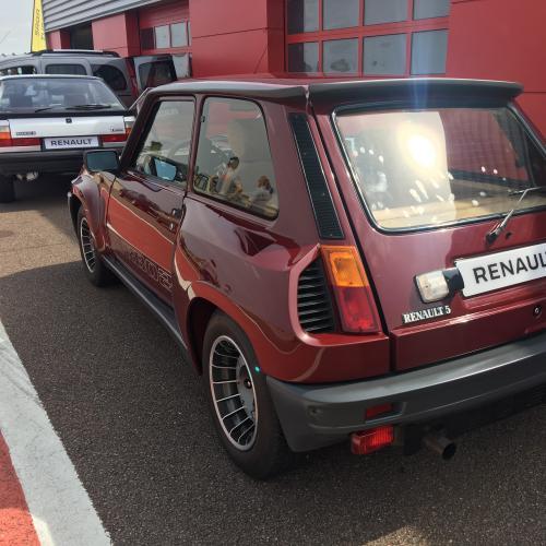 Renault | nos photos des 40 ans du Turbo