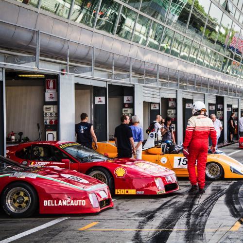 Monza Historic 2019 l Les photos officielles des éditions précédentes