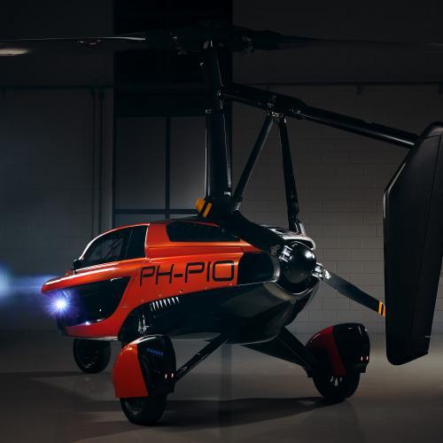 PAL-V l Les photos de la voiture volante néerlandaise