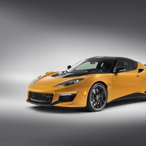 Lotus Evora GT : Les photos de la version 2020 de la sportive pour le marché nord-américain