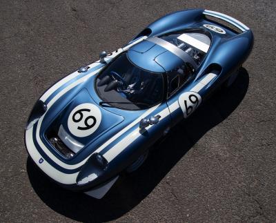 Ecurie Ecosse LM69 | Les photos du modèle de compétition inspiré de la Jaguar XJ13