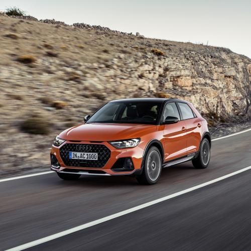 Audi A1 Citycarver | les photos officielles de la citadine surélevée