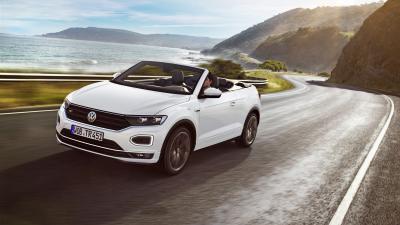 Volkswagen T-Roc Cabriolet | les photos officielles du SUV découvrable