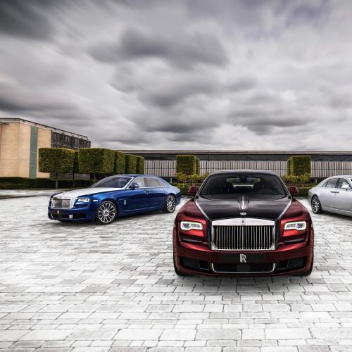 Rolls-Royce Ghost Zenoth | les photos officielles de l'édition limitée