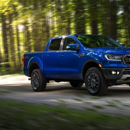 Ford Ranger FX2   les photos du pick-up deux roues motrices renforcé