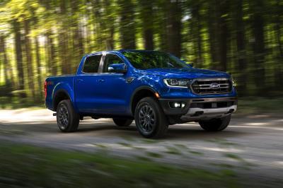 Ford Ranger FX2 | les photos du pick-up deux roues motrices renforcé
