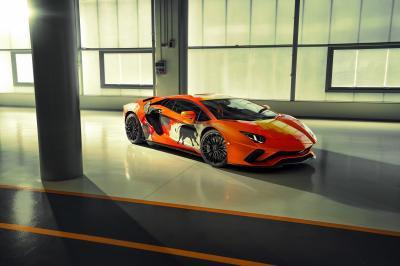 Lamborghini Aventador S by Skyler Grey | les photos officielles