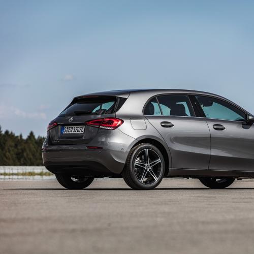 Mercedes Classe A 250 e EQ Power | les photos officielles de la version hybride rechargeable