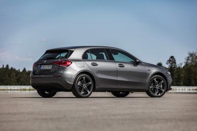 Mercedes Classe A 250 e EQ Power | les photos officielles de la version hybride rechargeable
