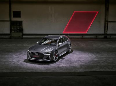 Nouvelle Audi RS6 Avant : toutes les photos officielles du break de 600 chevaux