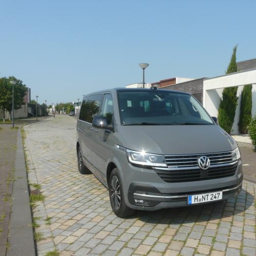 Essai du Volkswagen Multivan T6.1 | Nos photos du transporteur haut de gamme allemand