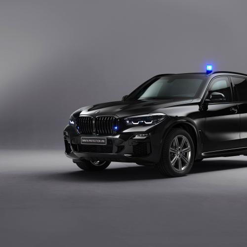 BMW X5 Protection VR6 | les photos officielles