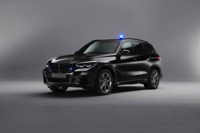 BMW X5 Protection VR6 | les photos officielles