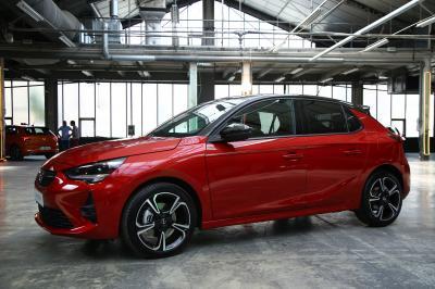 Opel Corsa | toutes nos photos de la présentation officielle de la citadine