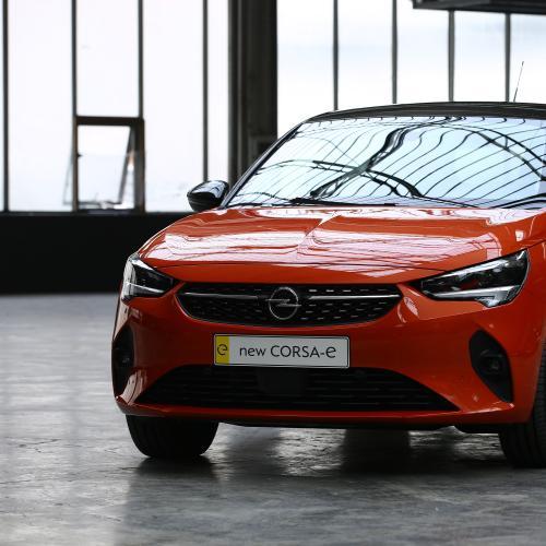 Opel Corsa-e | nos photos de la présentation officielle