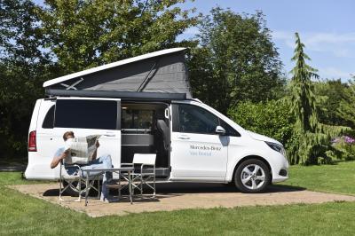 Mercedes Marco Polo : les photos du camping-car