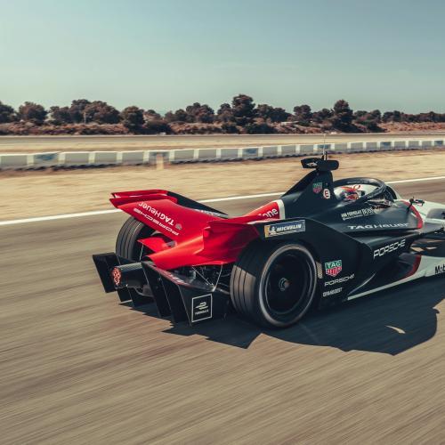 Formule E   les photos officielles de la Porsche 99X