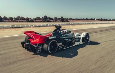 Formule E | les photos officielles de la Porsche 99X