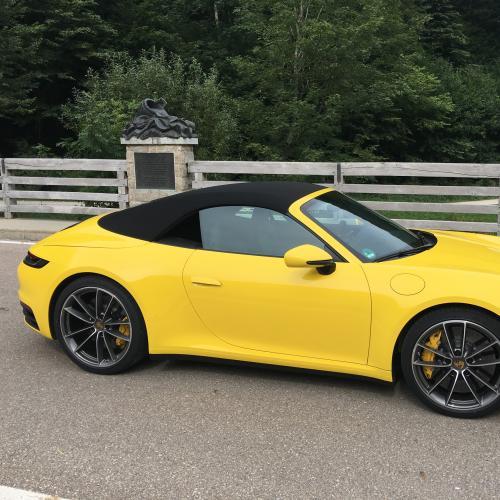 Porsche 911 Carrera Type 992 | nos photos de l'essai