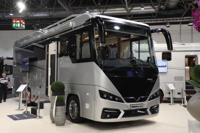 Variomobil Perfect 1000 | nos photos du camping-car de luxe à 800 000 euros