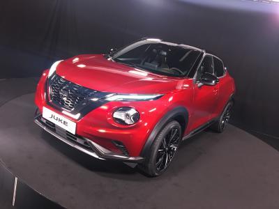 Nissan Juke 2 | nos photos de la nouvelle génération du crossover