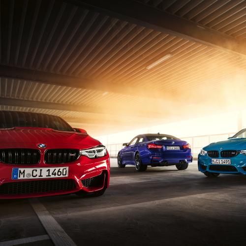 BMW M4 M Edition ///M Heritage | Toutes les photos de la sportive en série limitée