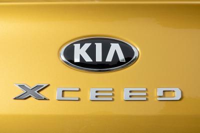 Kia XCeed : les photos officielles de l'essai du SUV