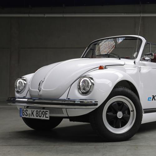 e-Beetle | les photos officielles de la version électrique de la Beetle